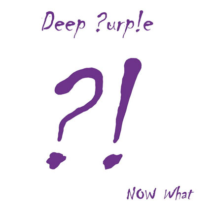 Deep Purple nuovo album Now What?