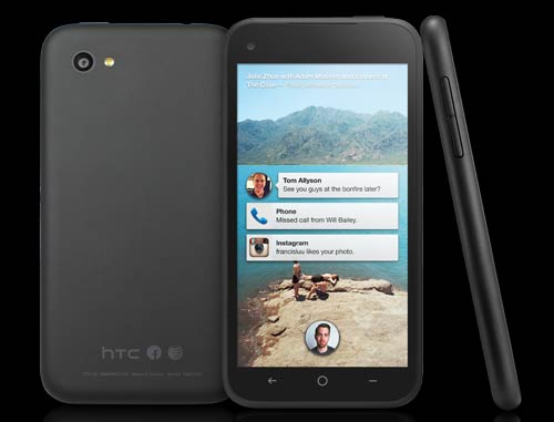 htc first facebook phone
