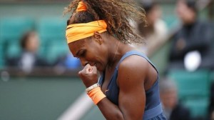 Roland garros williams batte vinci