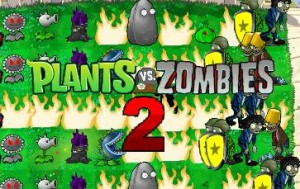 plants vs zombies 2 gioco