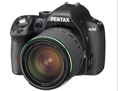 pentax entry level rencesione caratteristiche