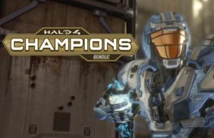 Halo 4 Champions Bundle
