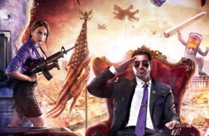 Saints Row 4 Game of the Generation Edition