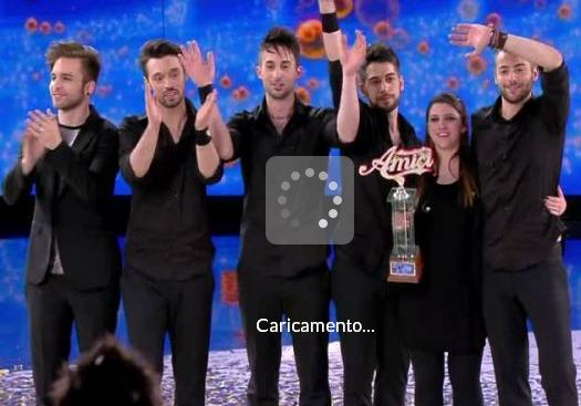 finale amici 13 video mediaset streaming puntata 27 maggio