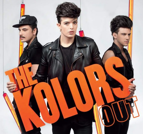 Stash the kolors out album classifica