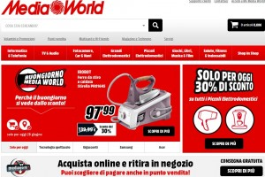 media world sconti offerta elettrodomestici