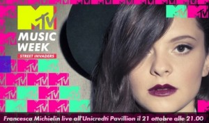 mtv music week 21 ottobre