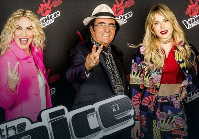 streaming rai the voice senior 4 dicembre 2020