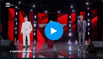 the voice senior puntata di ieri finale vince erminio sinni