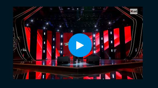 the voice senior puntata di ieri streaming rai 1