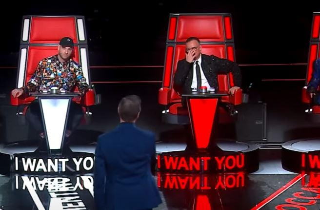 the voice senior semifinale 18 dicembre
